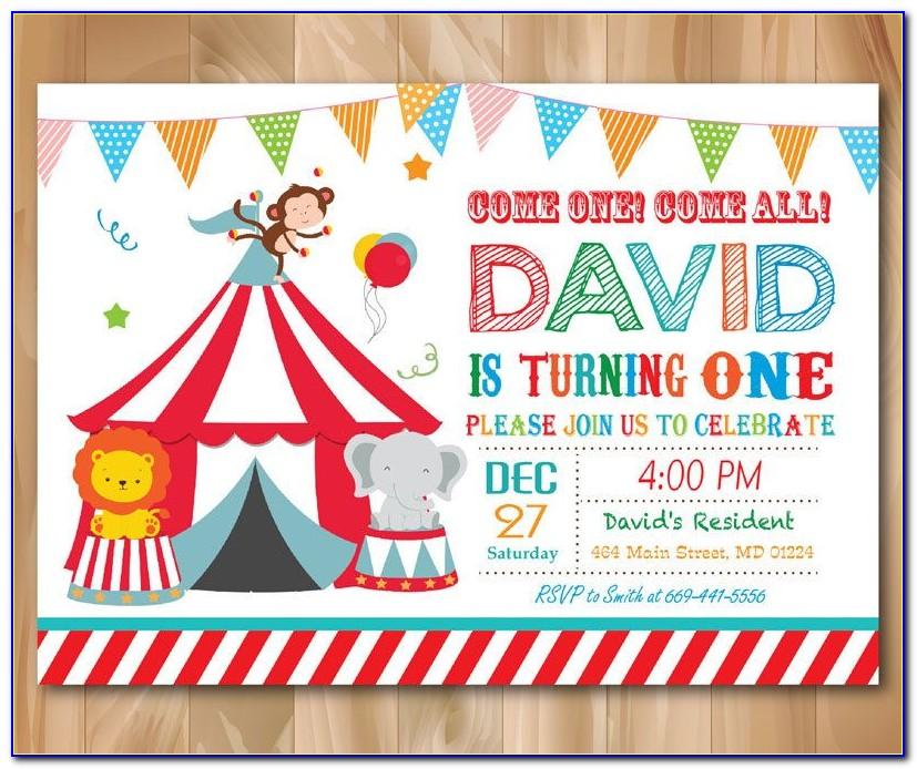Download Invitation Card For Birthday