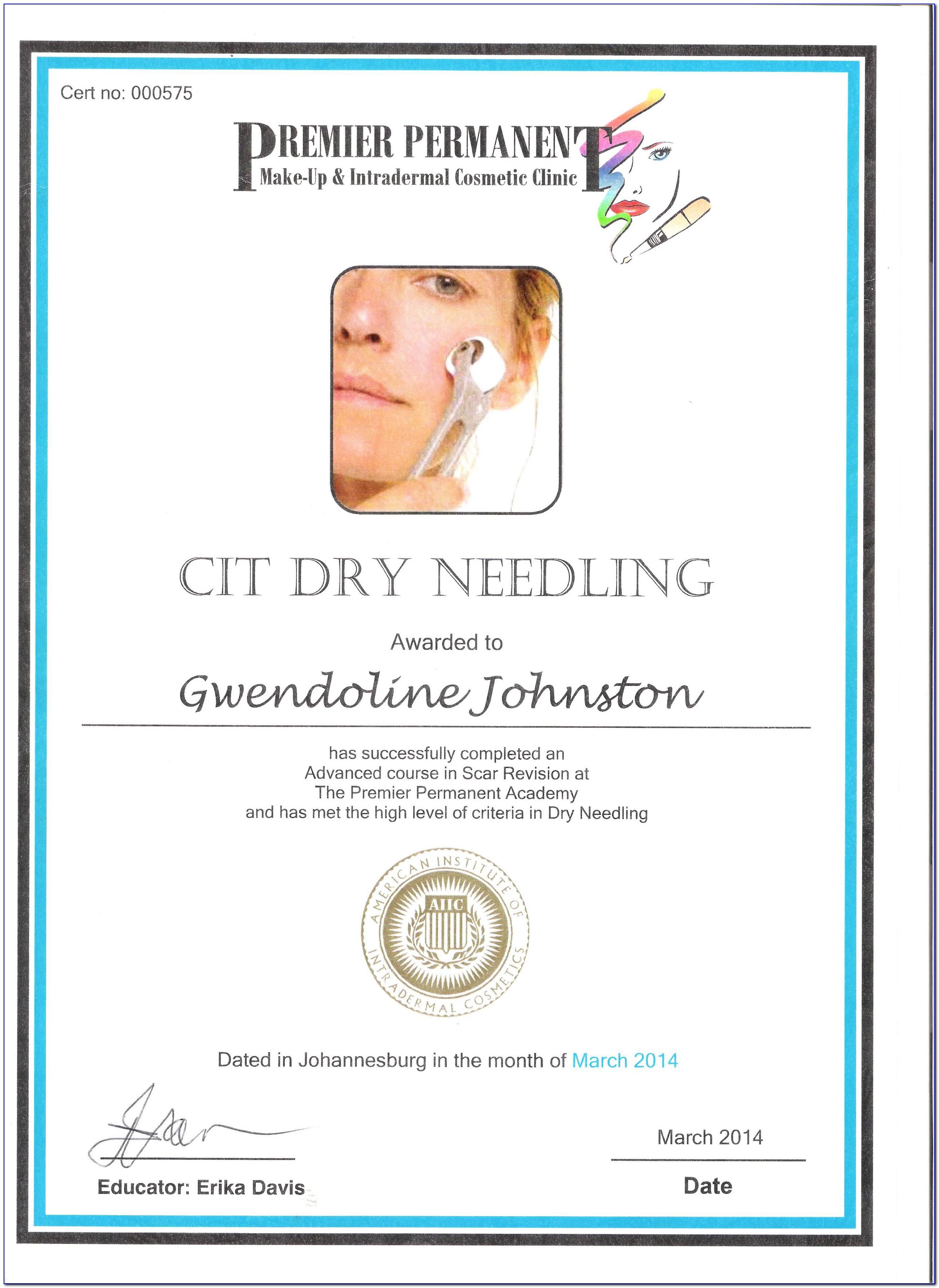 Dry Needling Certification Arizona