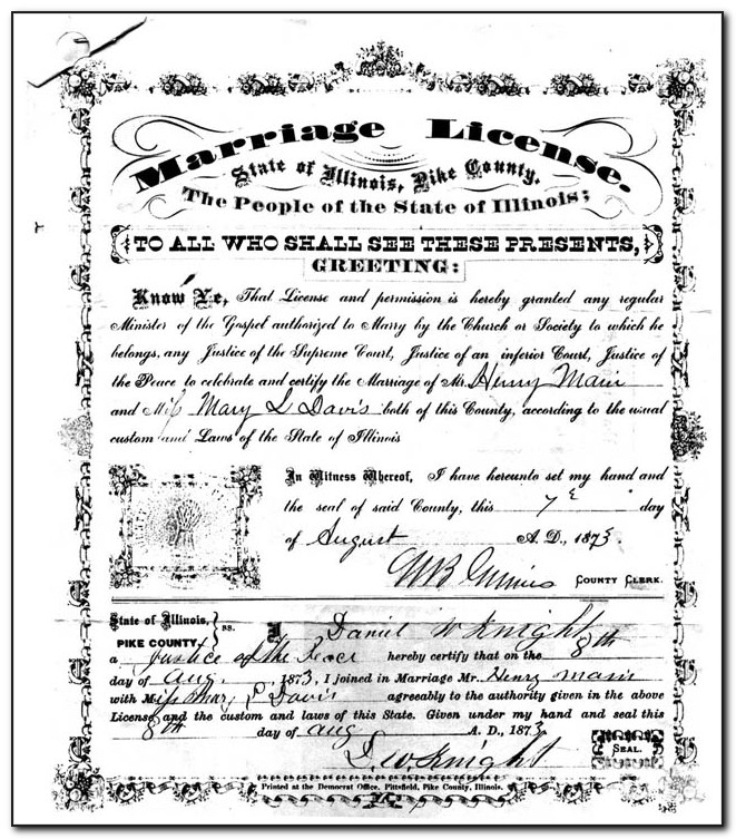 Dupage County Birth Certificate Name Change