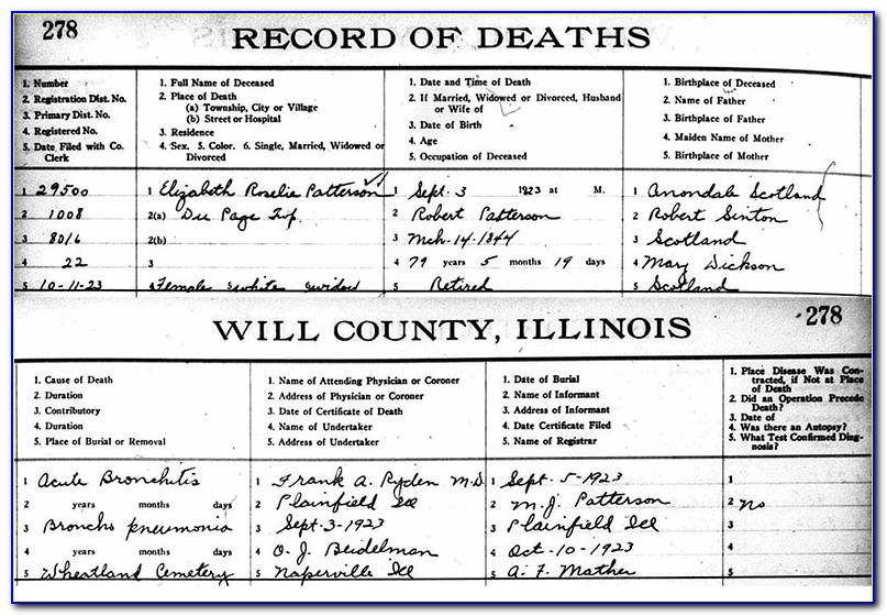 Dupage County Courthouse Birth Certificates