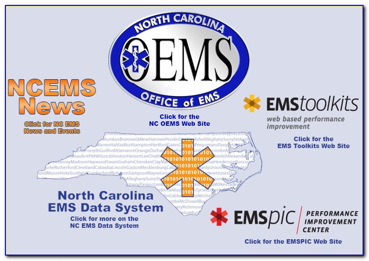 Emt Certification Nc