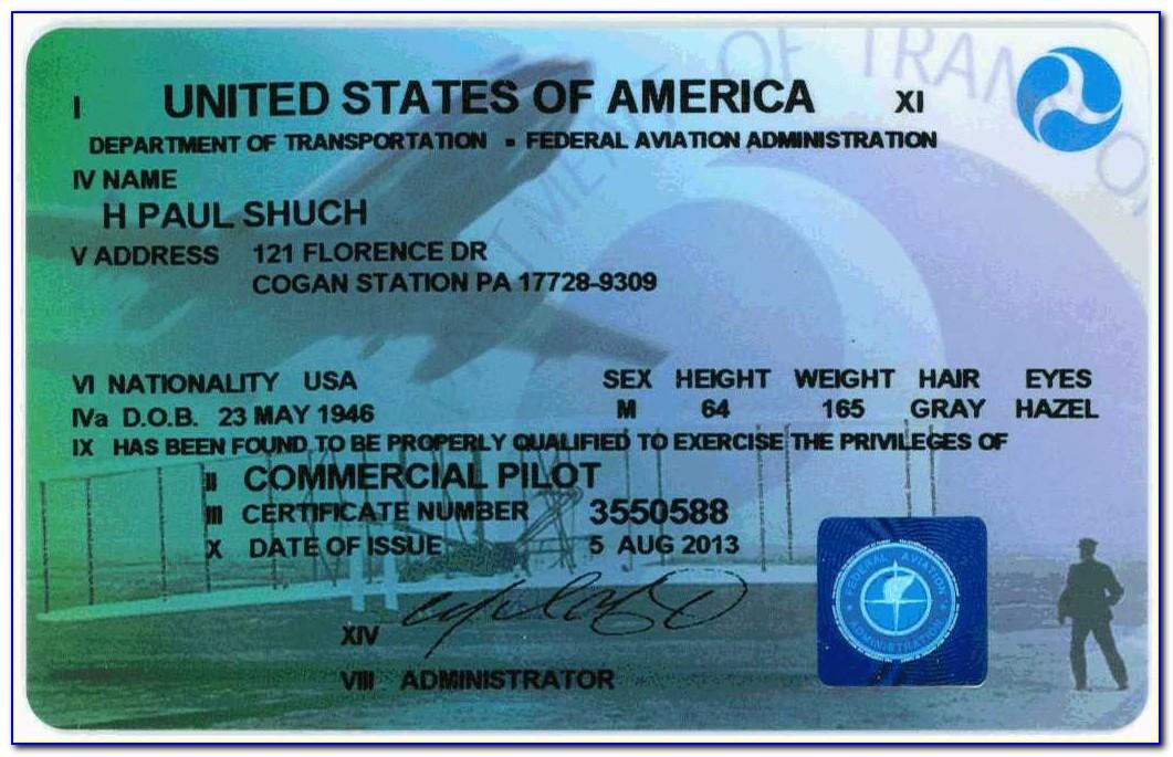 Faa Remote Pilot License Requirements