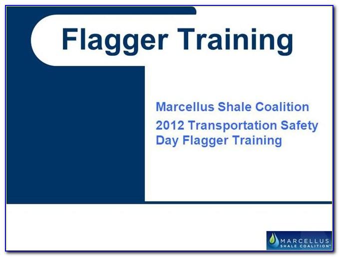 Flagger Certification Classes Washington
