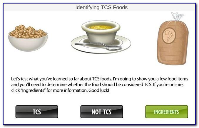 Food Handler Certification Florida Online