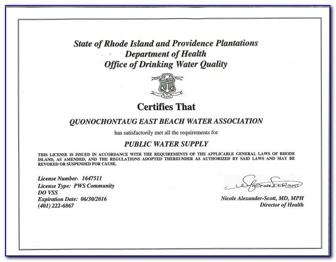 Food Handlers Certificate Classes Nyc