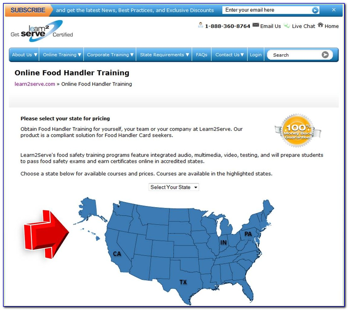 Food Safety Manager Certification Mn