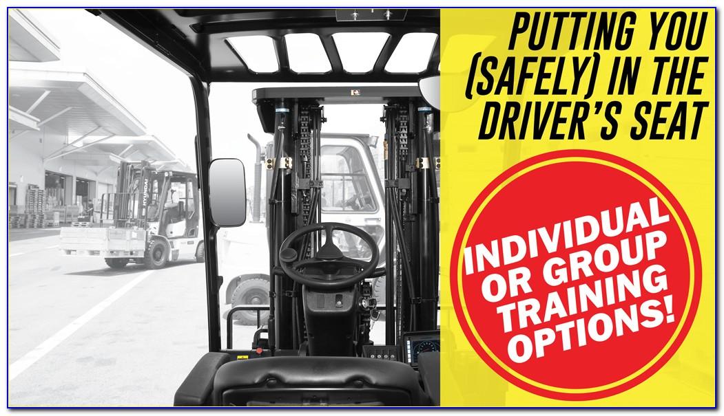 Forklift Certification Nj Free