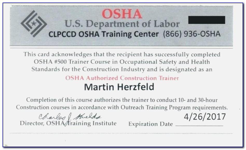 Forklift Training Wallet Card Template Pdf
