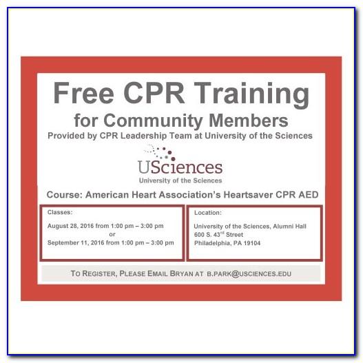 Free Online Cpr Certification American Heart Association