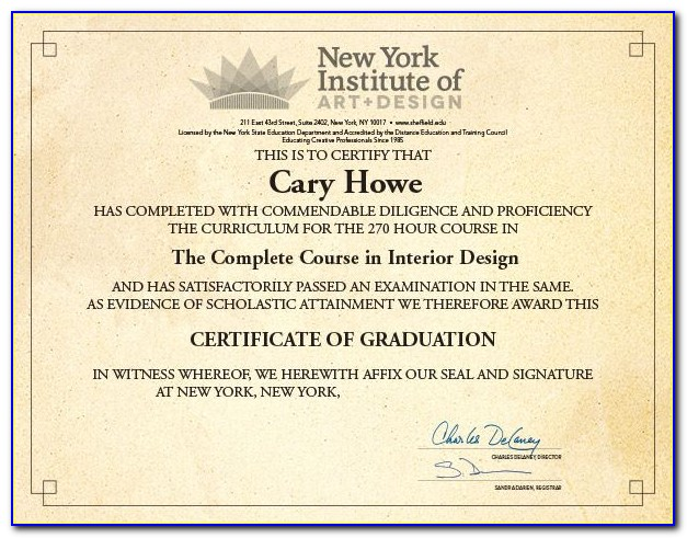 Free Online Interior Design Course With Certificate In India