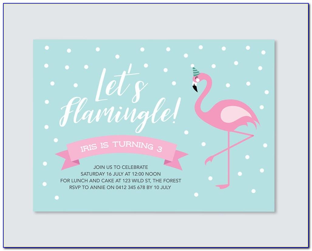 Friends Get Together Invitation Card