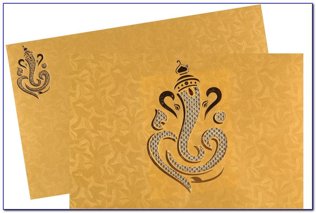 Ganesha Pictures For Wedding Cards