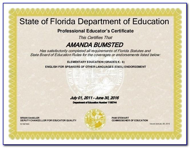 Georgia Educator Certification Lookup