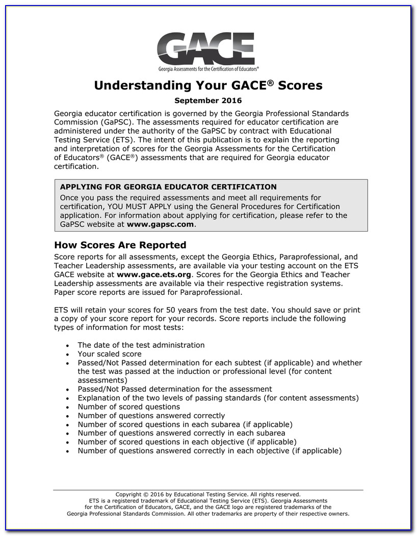 Georgia Paraprofessional Certificate Lookup