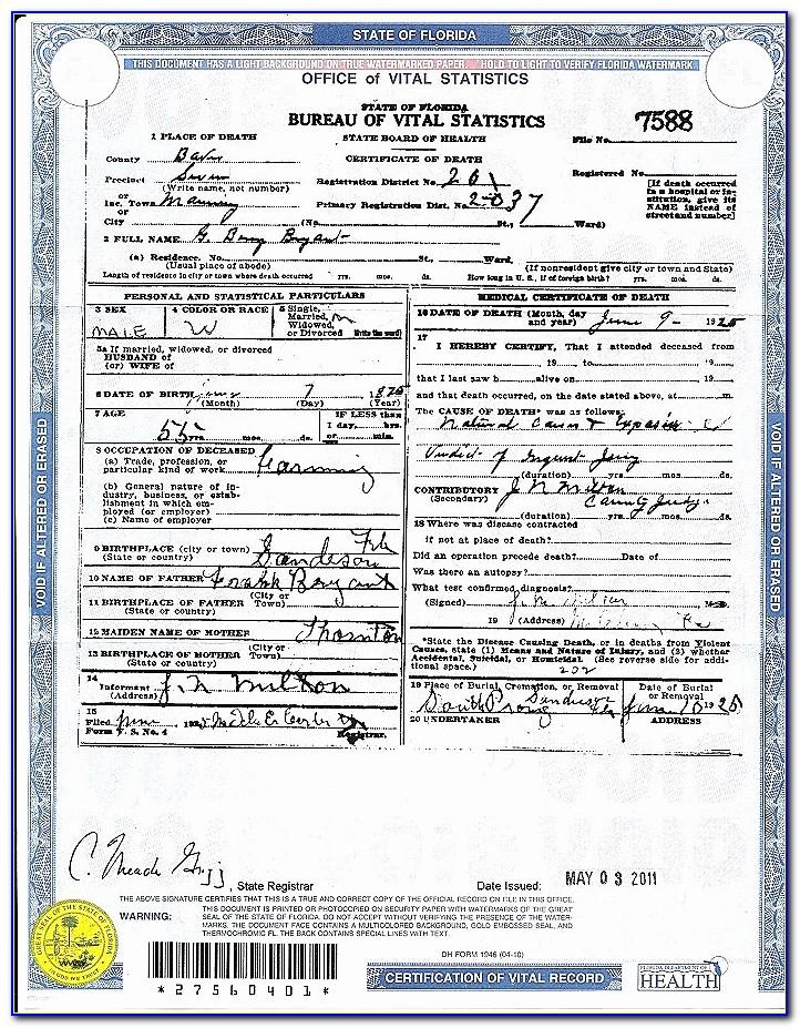Get Birth Certificate Stockton Ca