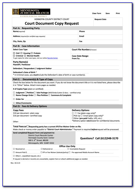Hennepin County Birth Certificate Cost