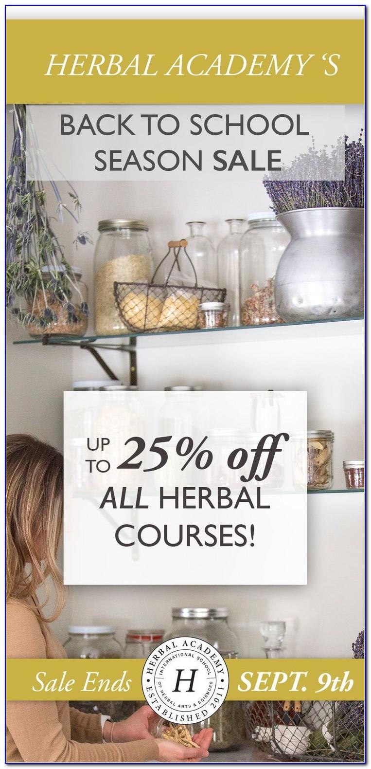 Herbalist Diploma Online