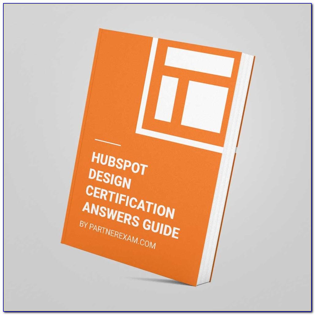 Hubspot Content Marketing Certification Exam Answers 2019
