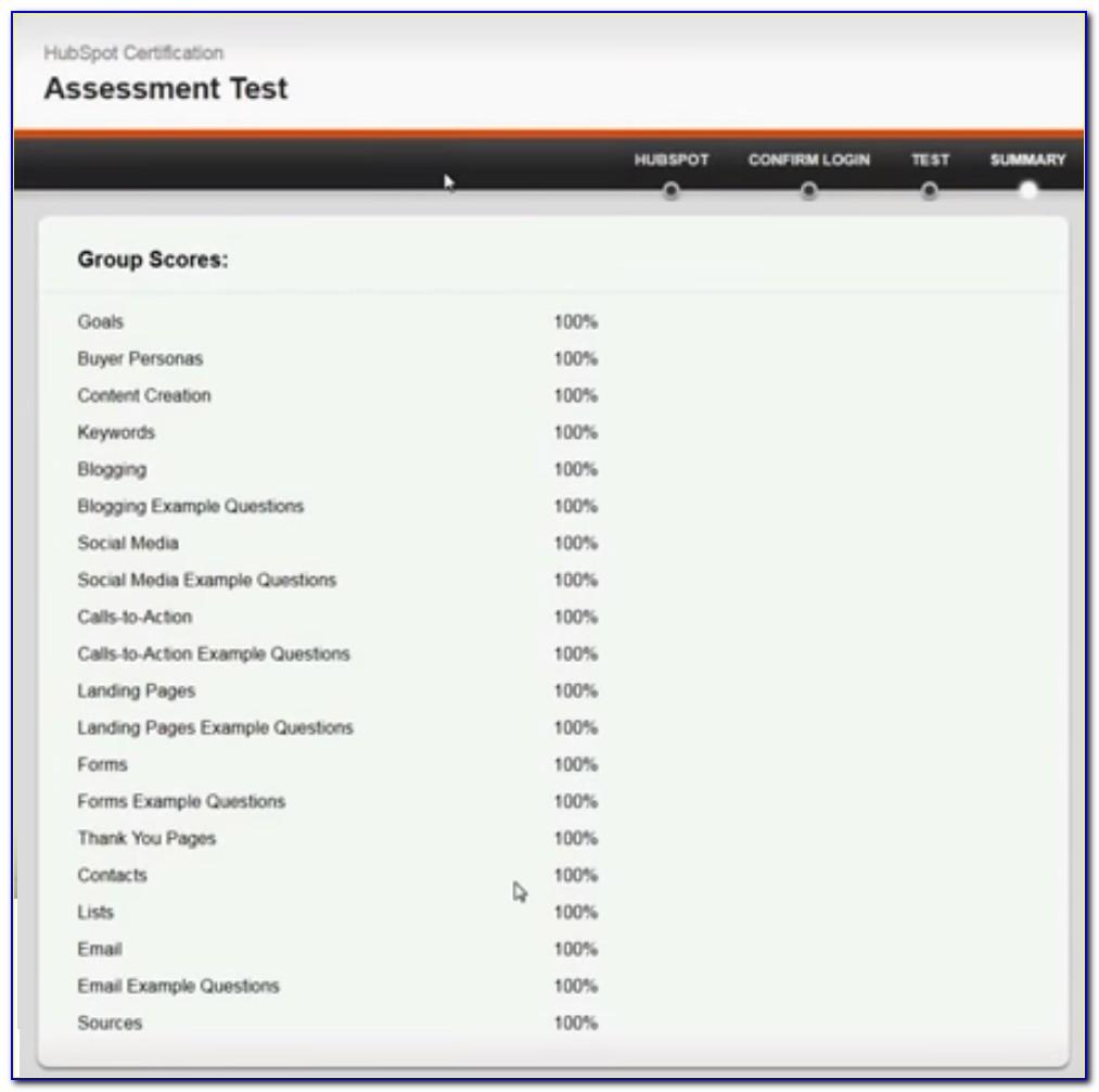Hubspot Inbound Certification Study Guide