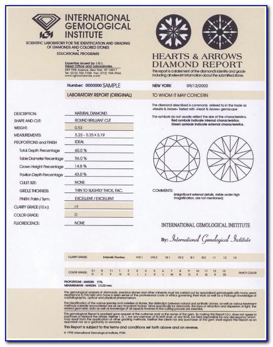 Igi Diamond Certification Wikipedia
