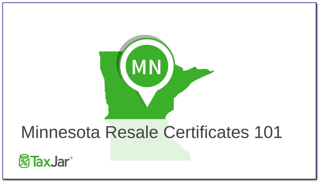 Illinois Resale Certificate Search