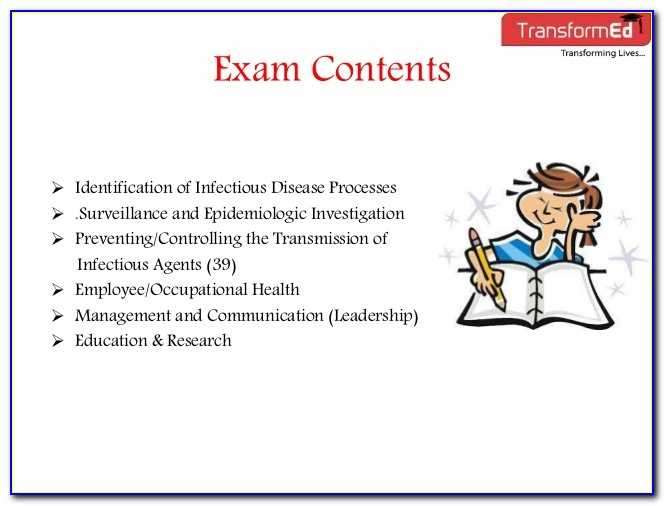 Infection Preventionist Certification Online