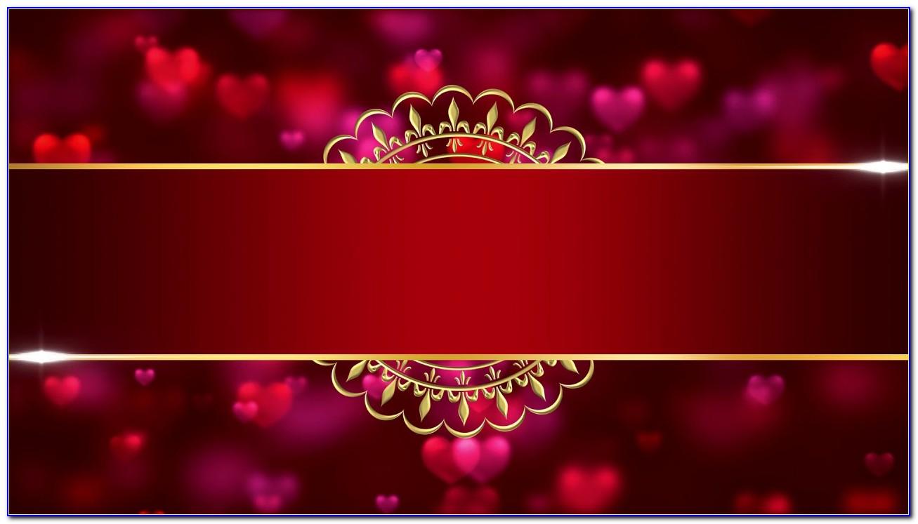 Invitation Card Background Hd