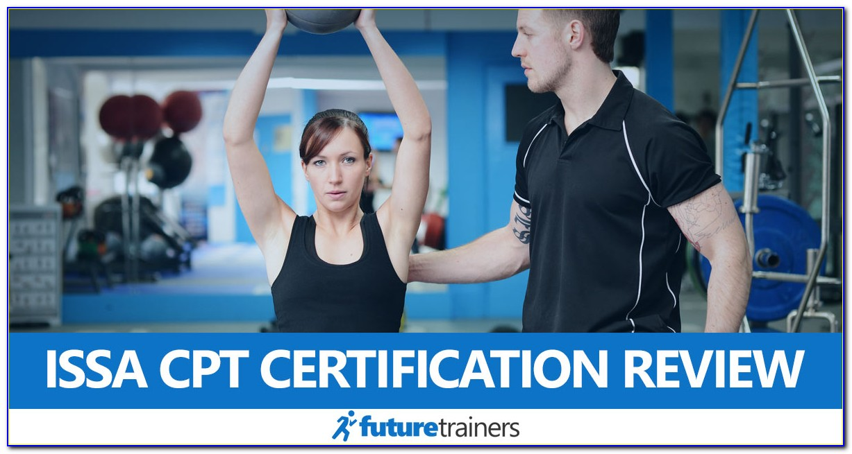 Issa Personal Training Certification Reviews