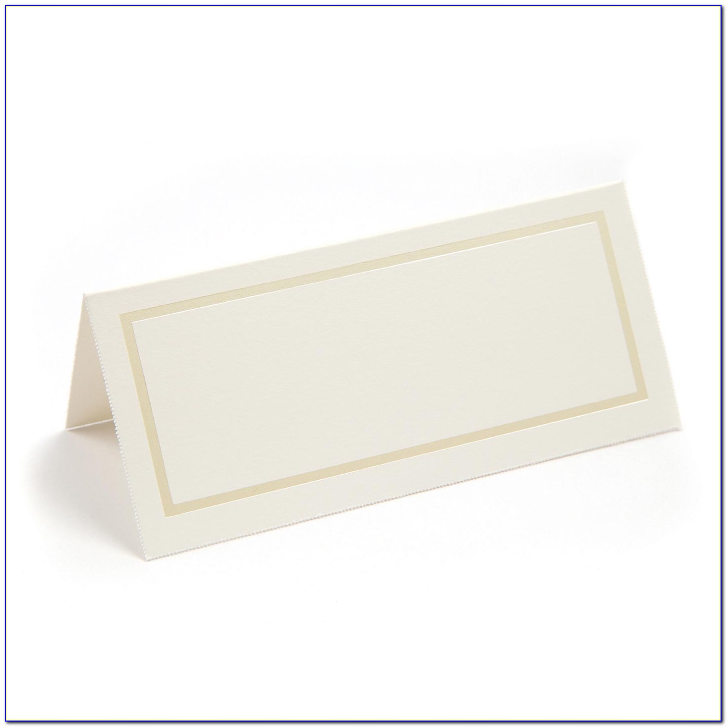 Ivory Place Cards Printable