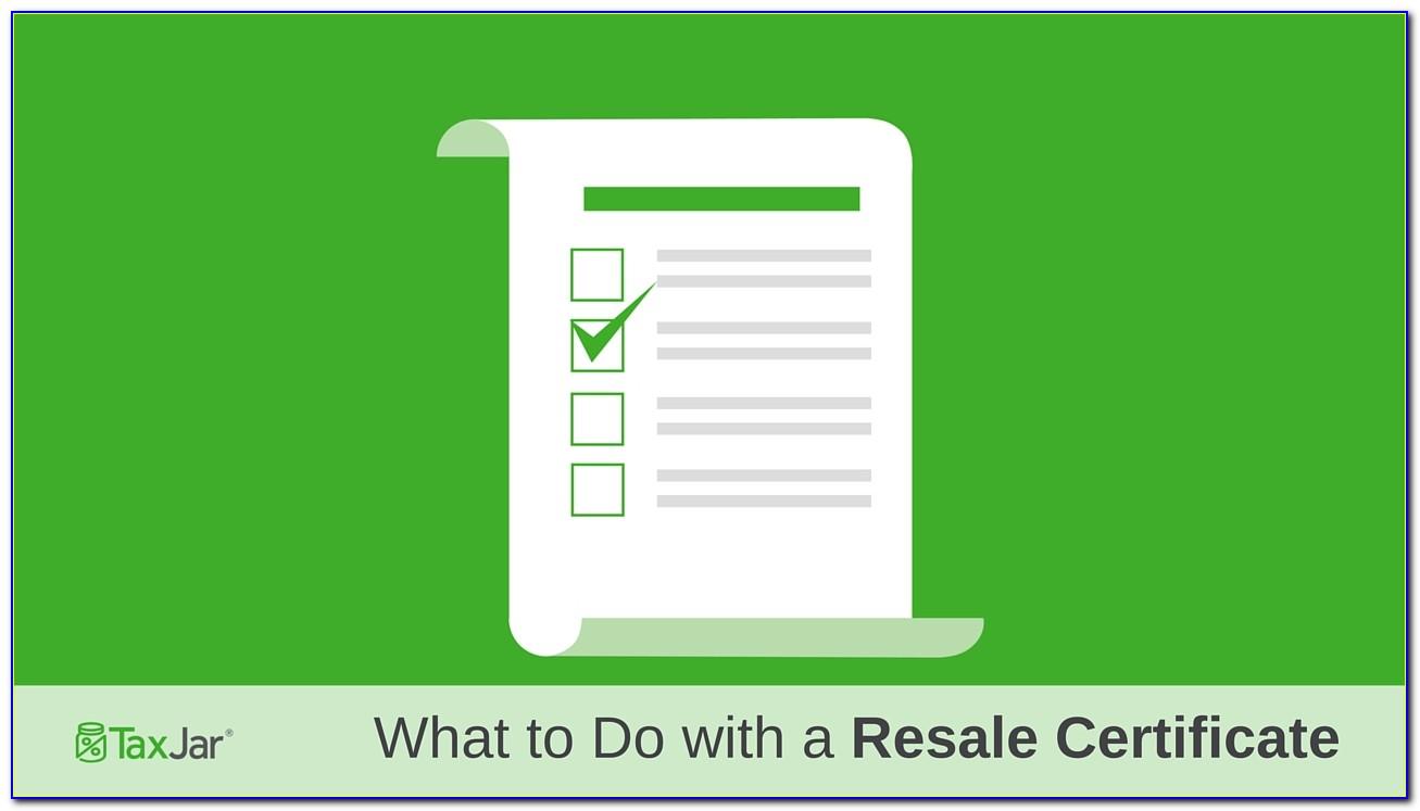 Kentucky Resale Certificate Instructions