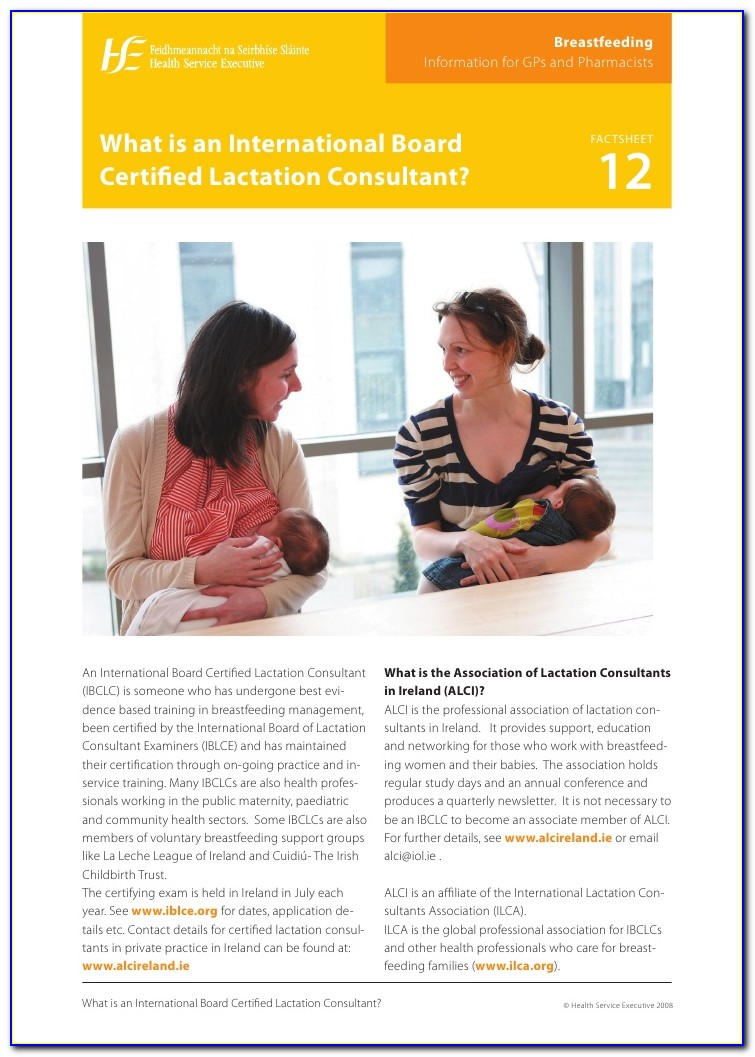 Lactation Consultant Certification Cost
