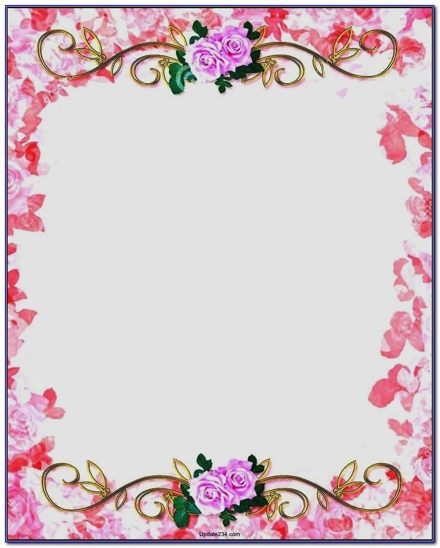 Lanyard Card Template Word