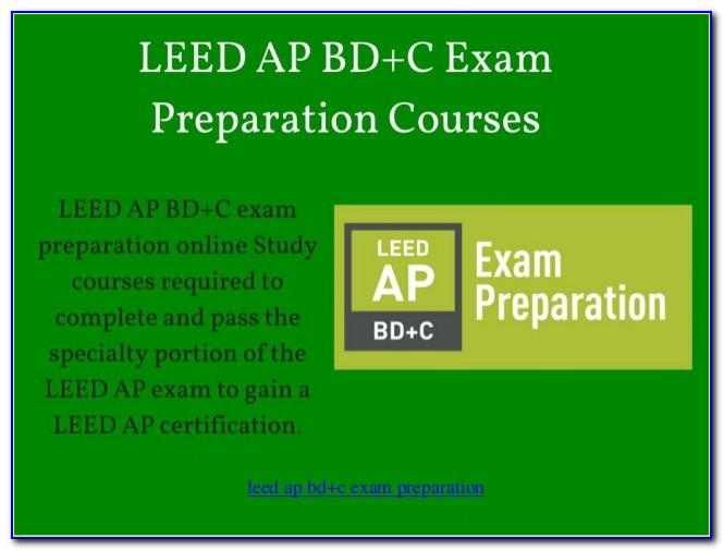 Leed Certification Exam Cost