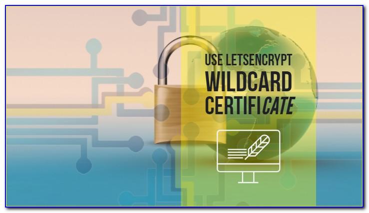 Letsencrypt Wildcard Certificate Auto Renew