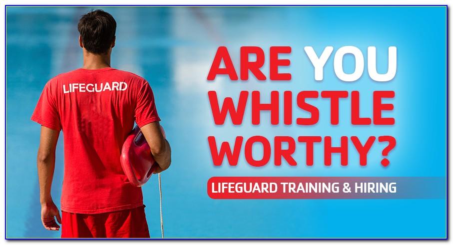Lifeguard Certification Classes Near Me Ymca