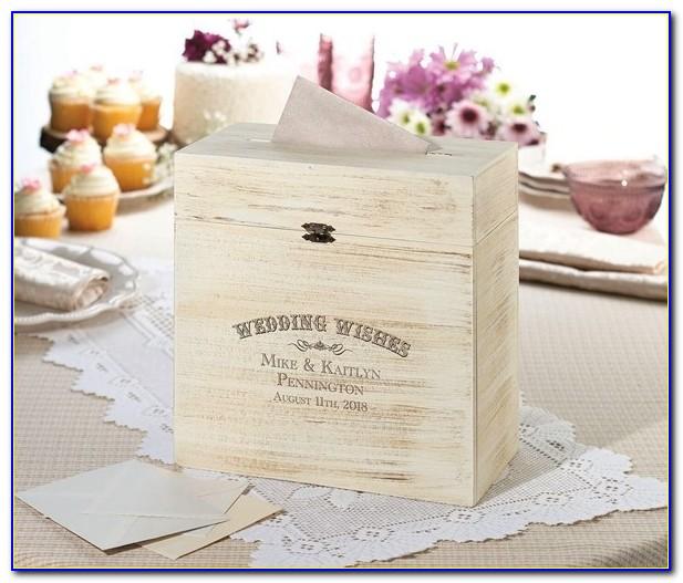 Lillian Rose Wedding Card Box