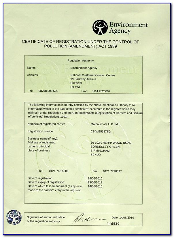 Macs Mobile Ac Certification