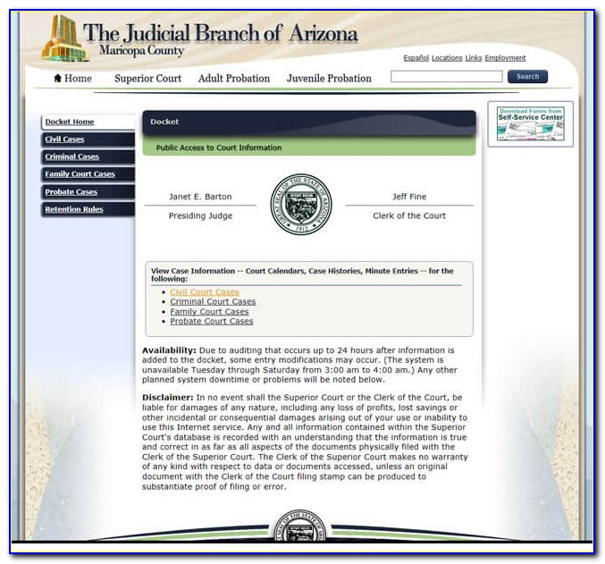 Maricopa County Birth Certificate Investigation