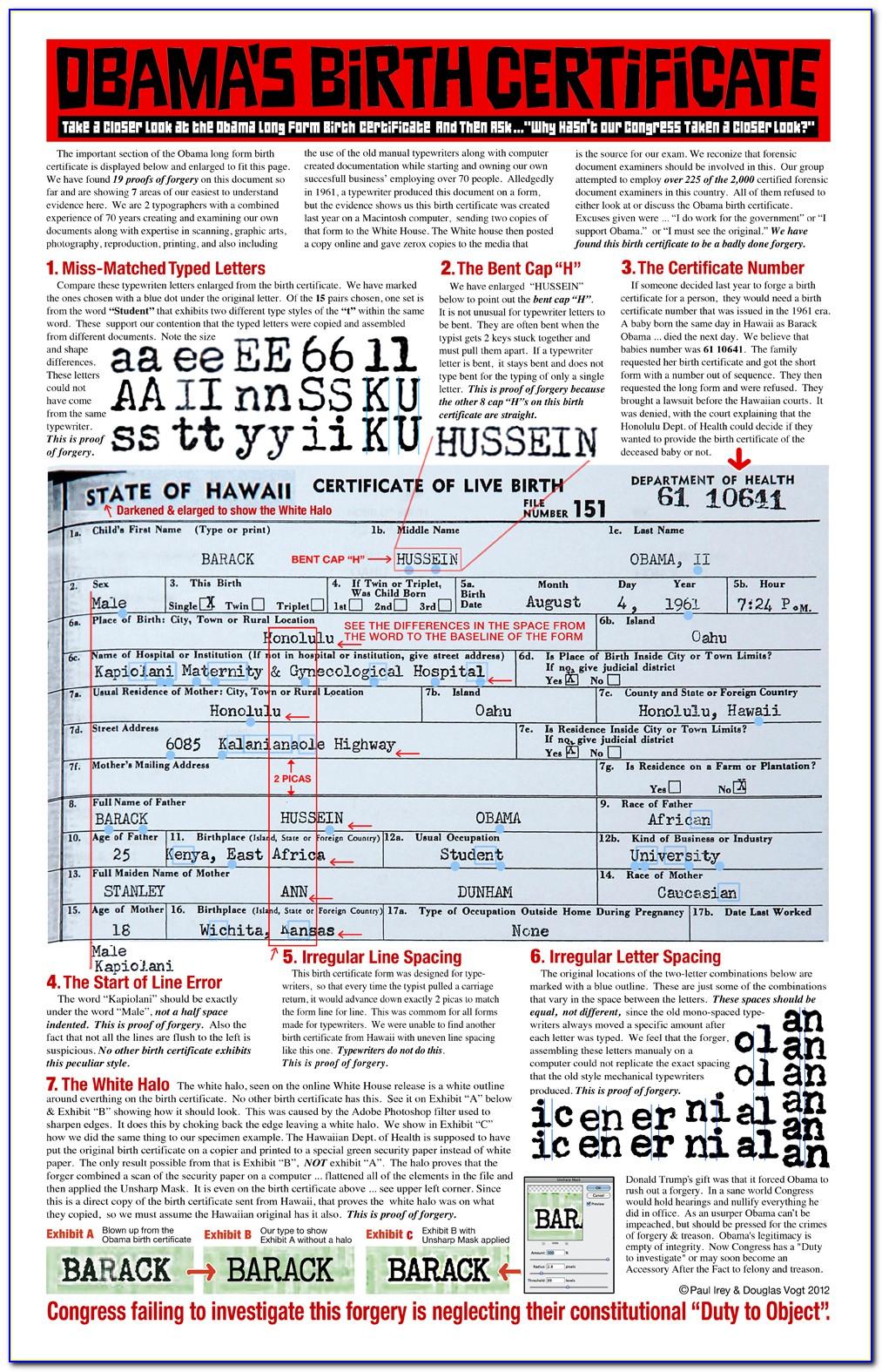 Maricopa County Birth Certificate Phoenix Az