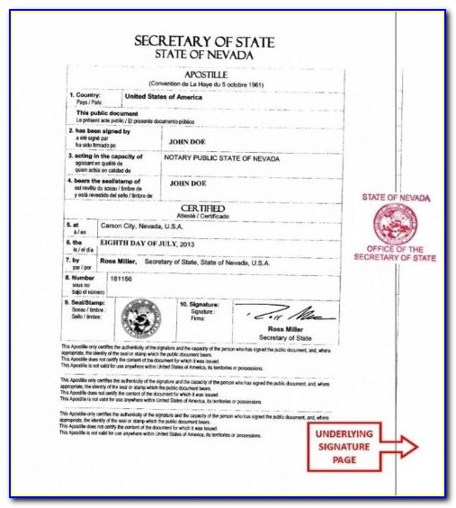 Marriage Certificate Apostille For Oman