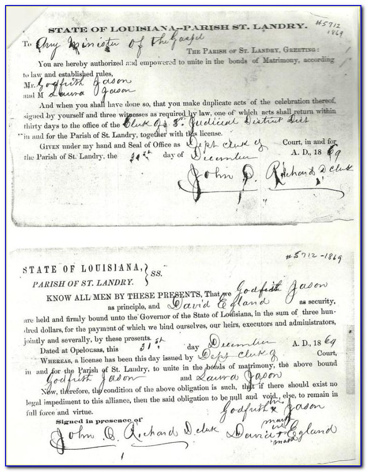 Marriage Certificate Lookup California