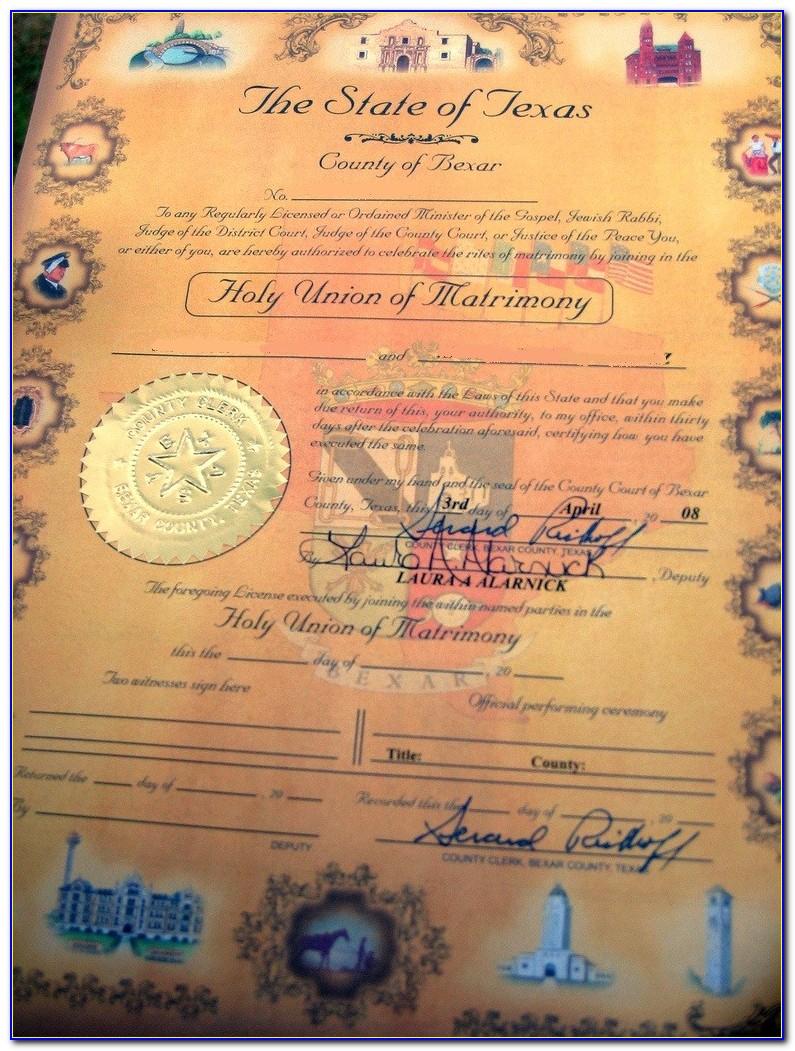 Marriage Certificate Lookup Nc