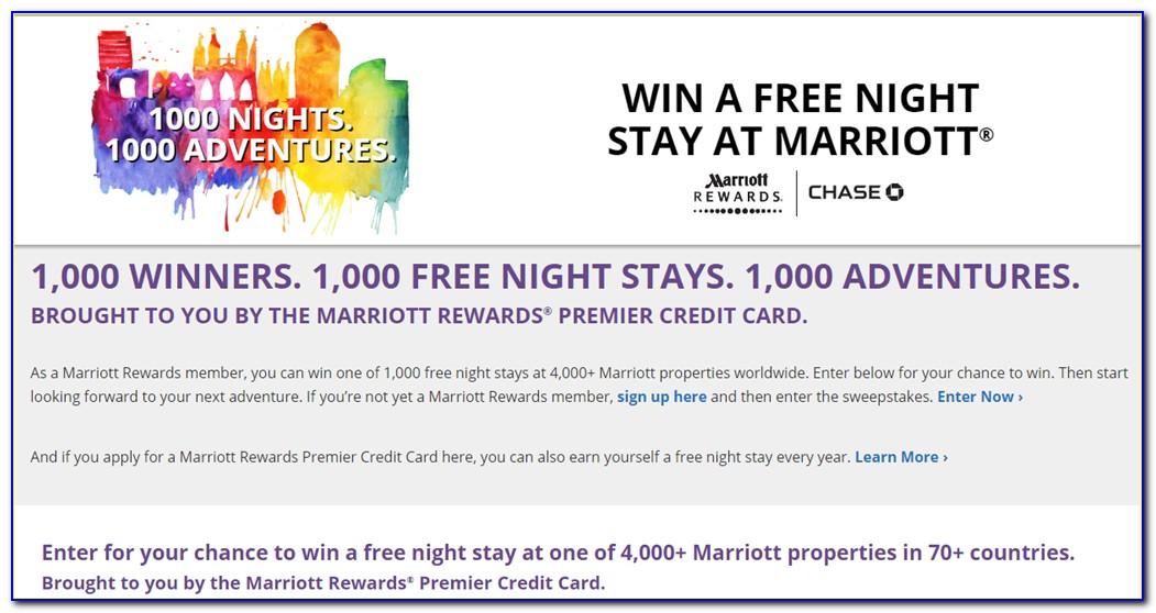 Marriott Ecertificate Refund