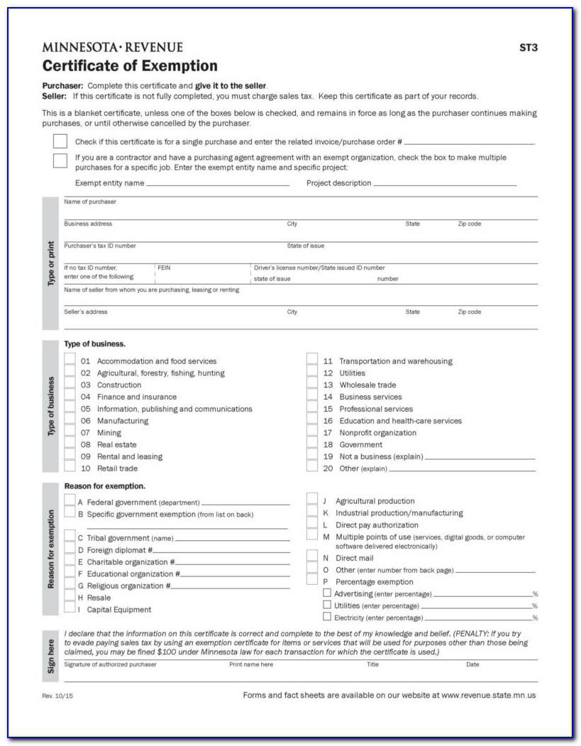 Massachusetts Resale Certificate 2019