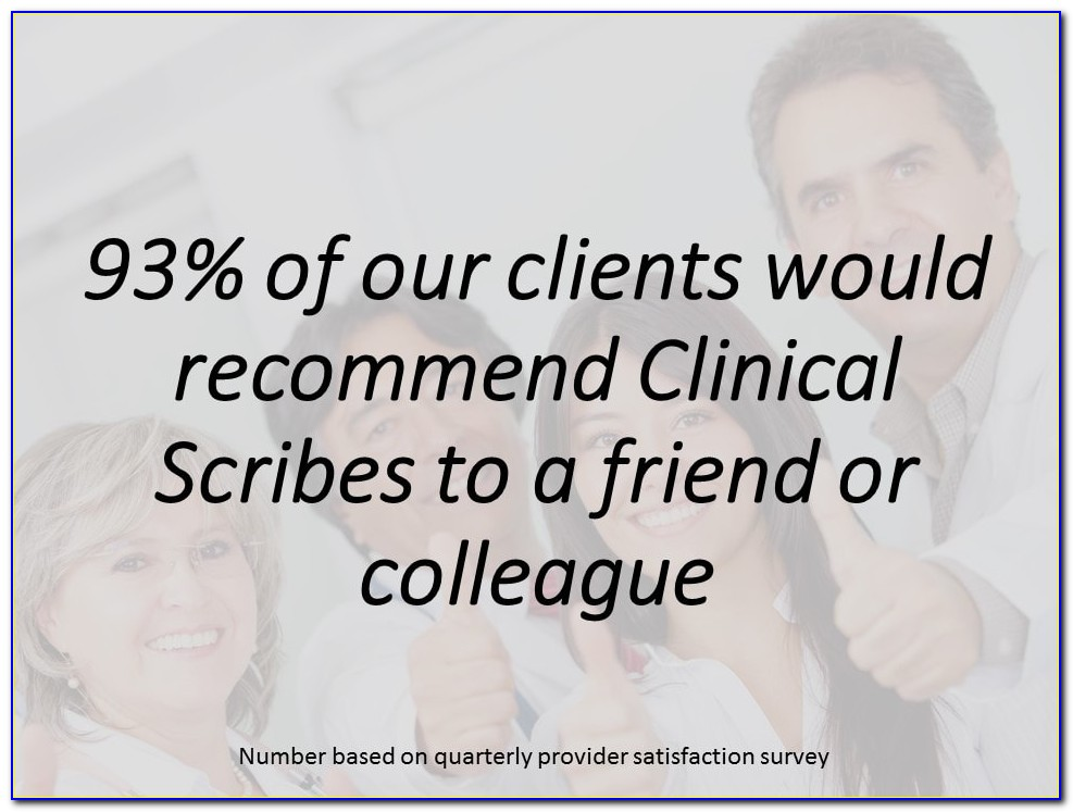 Medical Scribe Certification Classes