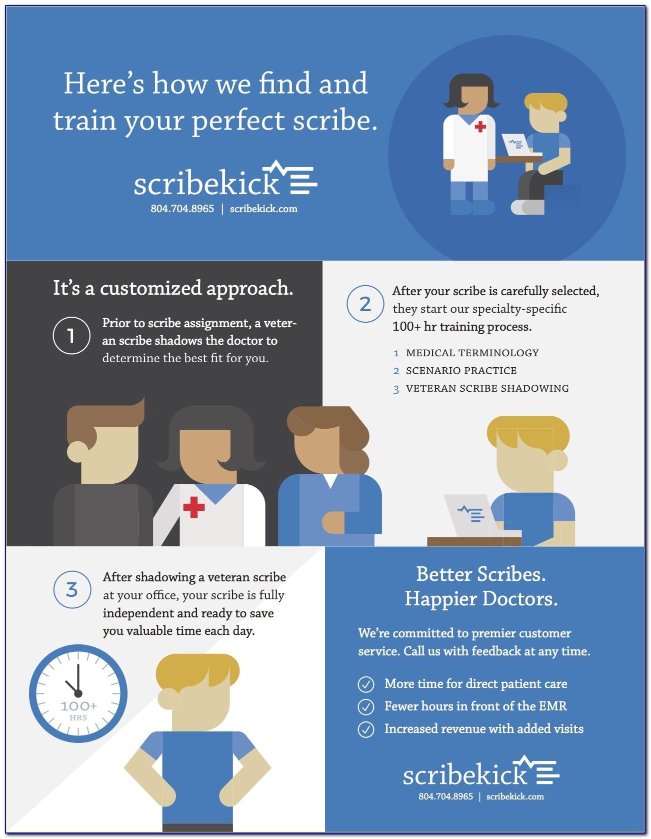 Medical Scribe Certification Exam