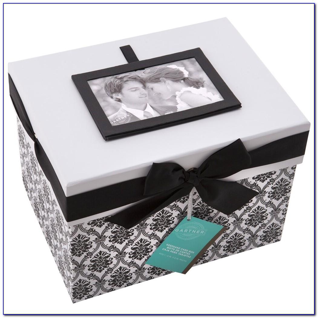 Michaels Wedding Gift Card Box