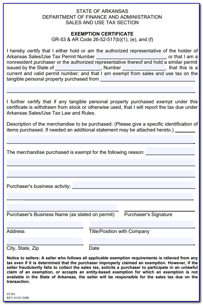 Mississippi Resale Certificate Requirements