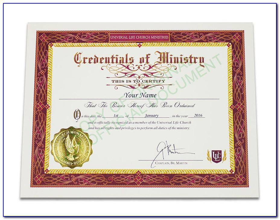 Missouri State Certificate Of Good Standing