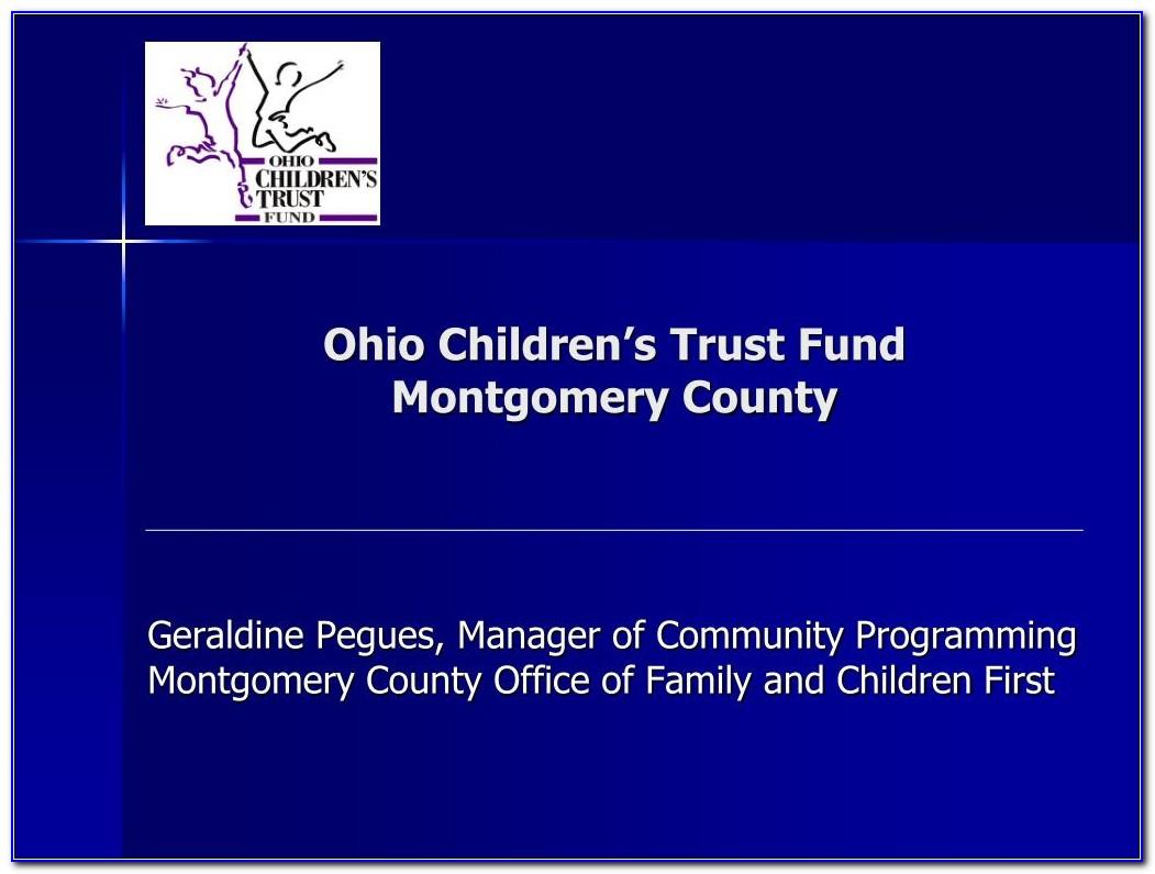 Montgomery County Ohio Death Certificates